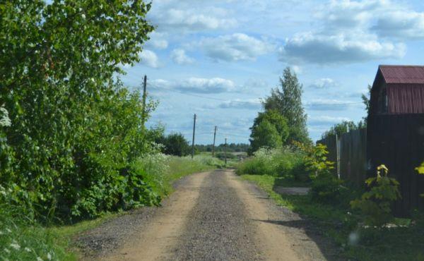 Участок с пропиской 15 соток в деревне Поповкино (ИЖС)